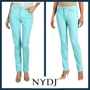 NYDJ Skinny Jeans in Chevy Blue Size 2 Petite NWT